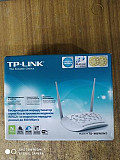 Tp-link wifi router.