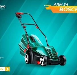 Электрическая газонокосилка BOSCH ARM 34 1300W