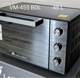 Электрическая Печь Печка Духовка Volmer VM-455BDL Elektr Pech Pechka