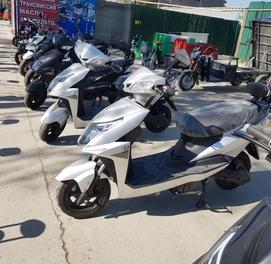 Elektro skuter motosikl
