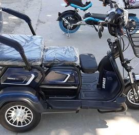 Elektro skuter trisikl motosikl