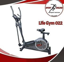 Еллиптический велоьренажер + подарок лыжа новый LGM 022