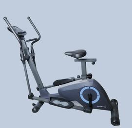 Еллиптический велотренажер + подарок Новый доставка установка