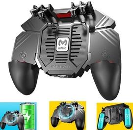 Eng yaxshi PUBG gamepad AK77 - ТОП джостик АК77 вентилятор 6 пальцев
