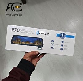 Evotech E70 Обновленный регистратор Evotech e50 видеорегистратор