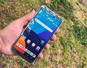 LG G6 64гб озу 4гб отпечатка 3-камера 16|8|8мп экран 5.3 4G Lte