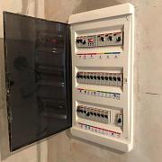 Щиты распределительные пластиковые 54 модуля ЧП Elektro Potential