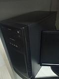Компьютер полний комплект самбуфер 2 калонка