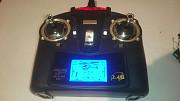 Пульт + полетный контроллер для радио управления от вертолет не дрон