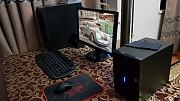 Игровой компьютер + Для монтажа с полным комплектом!