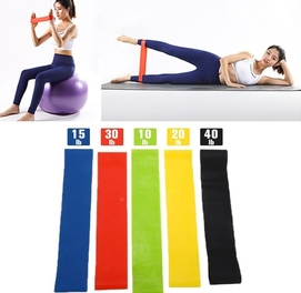 Фитнесс-резинки от Sportmix