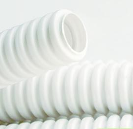Гофрированная труба для кабеля из полиолефинов Россия