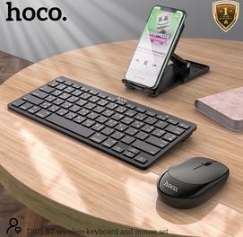 Hoco DI05 Беспроводная Клавиатура и Мышь для Планшетов iPad & Tab S