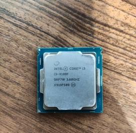 I3 9100f обмен на i5 9500f
