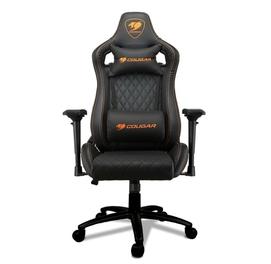 Игровое кресло Cougar Armor-S Black