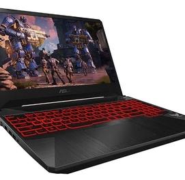 Игровой ноутбук ASUS TUF GAMING FX505 на базе AMD
