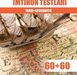 Imtihon testlari (tarix+geografiya)