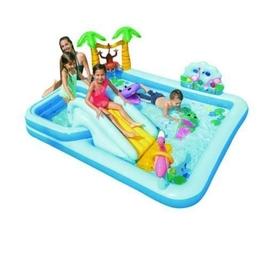 Интех 57161 Надувное детский бассейн