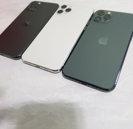 Iphone 11 pro 256/64 Ideal Green White Spas gre