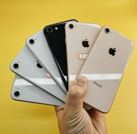 Iphone 8 64gb hamma rangda bor