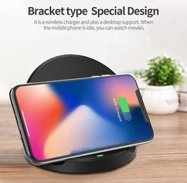 IPhone, Samsung, Huawei, Xiaomi uchun ROCK Brandidan simsiz zaryadlash
