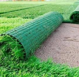 Искусственный газон для футболного стадиона