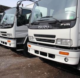 Исузу F серия фургон