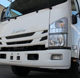 Исузу фургон 5 тонналик CNG NPR 82 L Комфорт