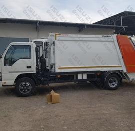 Исузу мусоровоз NQR 71PL Хордокс