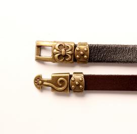 Itenice Наручный браслет кожаный (новый)