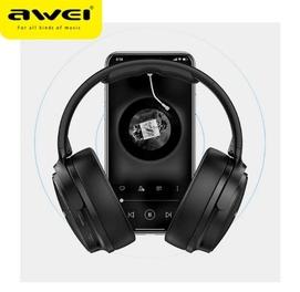 Качественные Bluetooth Наушники AWEI 780BL AUX MicroSD Флешка микрофон
