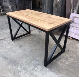 Качественные столы в стиле лофт, новые от производителя