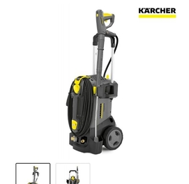 Karcher in Germany HD 5/15