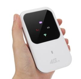 Карманной Беспроводной портативный Wi-Fi 150 Мбит/с 4G LTE с табло