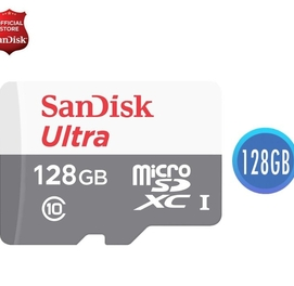 Карта памяти SanDisk Ultra micro SD SDXC 128gb Original