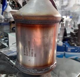 Katalizator kobilt gentra nexia+3