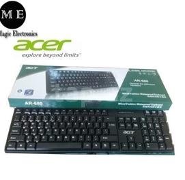 Клавиатура проводная Acer AR-680