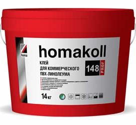 Клей для ПВХ покрытий Homakoll