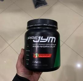 Комплексный предтренник Pre Jym high Perfomane 720g