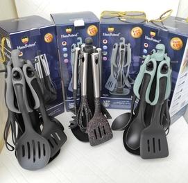 Кухонные Набор лопатков для гранитовый посуды