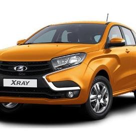 Lada Xray Cross Luxe prestige в лизинг 10%