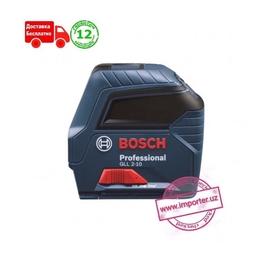 Лазерный нивелир (уровень) Bosch GLL 2-10 Professional