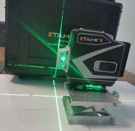 Лазерный уровень 3д 12лучевой.Бесплатная доставка по всему Узбекистану
