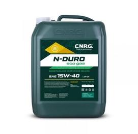 Масло моторное C.N.R.G. N-DURO ECO GAS 15w40 (20л) CF