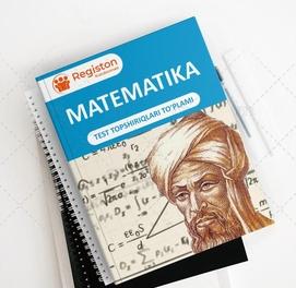 Matematika: Test variantlari to'plami