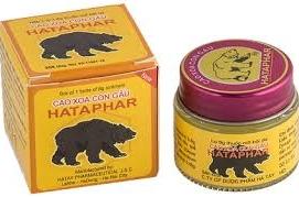 "Мазь ""Медведь"" Hataphar. Вьетнам. МЕДВЕЖЬЯ СИЛА - обезболивающий бальзам купить в Ташкенте"