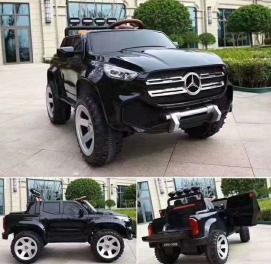 Mercedes-Benz пикап 3388 4WD полныйприводной