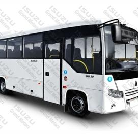 Междугородный автобус Isuzu HD50 в наличии