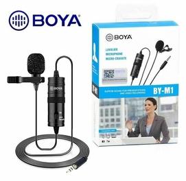 Микрофон-петличка Boya BY-M1, Доставка по Узбекистану есть