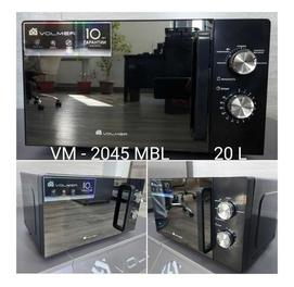 Микроволновая печь Mikrovolnovka Volmer 2045MBL Микроволновые